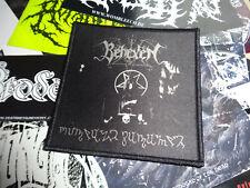 Behexen Patch Black Metal Sargeist