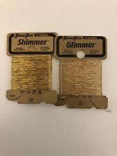 Madera Glissen Gloss Shimmer & Glimmer Thread