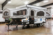 New 2017 Palomino Real Lite RLT12STSB Pop-Up Camping Trailer For Sale Never Used