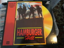 'hamburger hill' Dutch Edition 1987 Laser Disc. PAL
