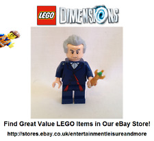 Genuine LEGO Minifigure 12TH Doctor: Doctor Who Lego Dimensions 71204 Dr Who