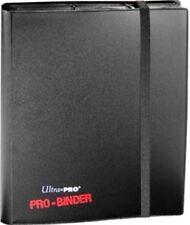 New Pro Binder 9-Pocket Black 360 Card Protector Magic Yugioh Pokemon