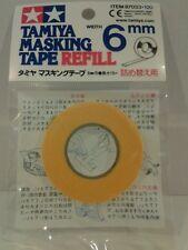 Tamiya 87033 masking tape , 6mm refill.