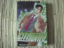 COMIC MANGA CITYHUNTER CITY HUNTER TOMO 11 TSUKASA HOJO MANGALINE EDICIONES USAD