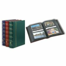 Vielzweckalbum Multi für 200 Postkarten, Fotos, Briefe oder 100 Panoramafotos!