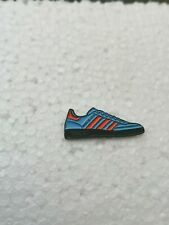 Adidas Manchester Trainer Pin Badge Casual Ultras Away Days 3 Stripes Sneakers