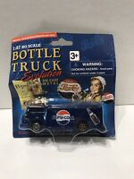 Vintage Golden Wheel Pepsi Cola Bottle Truck Evolution Die Cast 1:87 HO Scale