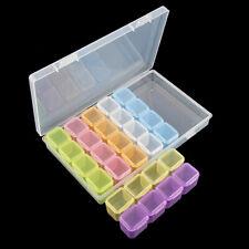Boîte de rangement amovible à 28 compartiments pour boîte de rangement BKFR