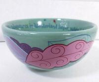 Disney Snack Soup Trinket Bowl Alice in Wonderland Porcelain Disneyland