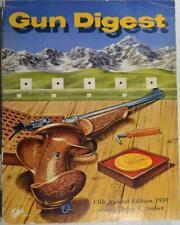 GUN DIGEST 1959 Rifles Shotguns Pistols Shooting Collecting Big Game Hunting