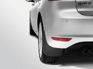 VW Volkswagen MK6 GTI MK6 Front & Rear Splash Mud Guards 5k0075105 & 5k0075111