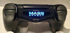 Mass Effect Led Light Bar Decal Sticker Fits PS4 Playstation 4 Controller