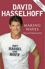 Making Waves: The Autobiography by David Hasselhoff (Paperback) NEW BOOK