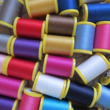Coats 100% Egyptian Cotton General Purpose Thread 225 Yards 30wt $2.35 Per Spool