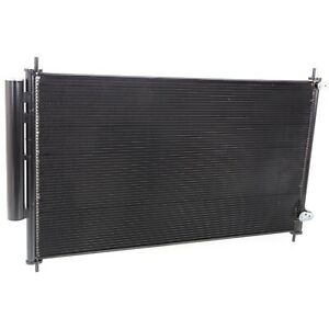 AC Condenser For 2005-2012 Acura RL With Receiver Drier 80110SJA003