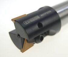Glanze 3MT Cono Morse Indexables Brocas 32 mm FRESADORA ETC