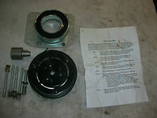 Corvair-Gain 27 HP air conditioning fan Clutch assembly, 3 puck all NEW