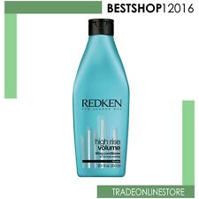 Redken High Rise Volume Conditioner 250 ml Balsamo Volume Capelli Fini DONNA