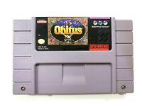Obitus (Super Nintendo Entertainment System, 1994) SNES Game - Tested - Working!
