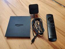 TOP! Amazon Fire TV Box 4K Ultra HD 2. Generation Plus Alexa Echo Voice Control!