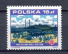 35994) POLAND 1988 MNH** Stalowa Wola 1v