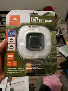 Deluxe Led Tent Light Ozark Trail