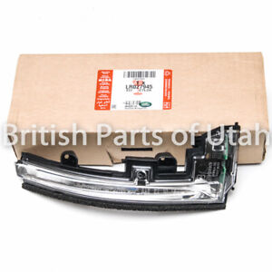 Land Range Rover Sport Evoque LR4 Rear View Mirror Turn Signal Lamp Light RIGHT
