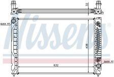 Radiator-GAS, Auto Trans, Turbo, C5 Front Nissens fits 2000 Audi A6 Quattro
