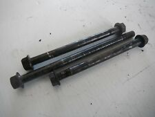 Engine motor mount bolts from Kawasaki Ninja 2003 03  GPX250R 250R EX250F
