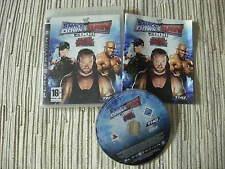 PLAYSTATION 3 PS3 SMACK DOWN VS RAW 2008 PAL ESPAÑA PS3 USADO EN BUEN ESTADO