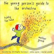 The Young Persons Guide to the Orchestra  CD NEW