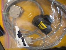 Trimble Geoexplorer Geo Explorer 3 Adaptor & Serial Data Cable 38595-00