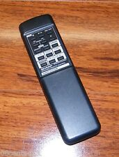 Sharp (RRMCG0103AWSA) CD Audio System Infrared Remote Control w/ Battery Cover