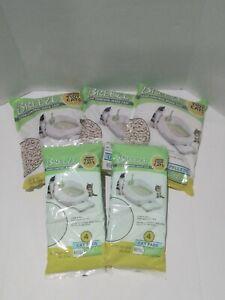 Purina Tidy Cats Breeze 3 Litter Pellets Refill Bags-2 (4) Pack Cat Pads Refills