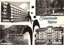 B44563 Trencianske Teplice multiviews  slovakia