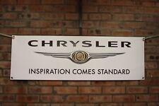 Chrysler Crossfire PT Cruiser   large pvc  WORK SHOP BANNER garage   BANNER