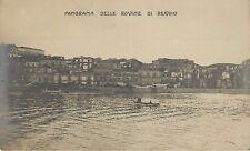Cartolina - Reggio Calabria - Panorama delle rovine Italy Postcard