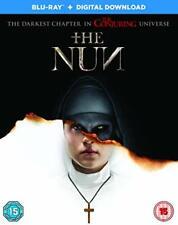 The Nun [Blu-ray] [2018] [DVD][Region 2]