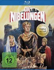 DIE NIBELUNGEN ( 1966 / 1967 ) - TERENCE HILL / HARALD REINL - BLU-RAY NEU!!