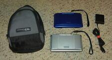 Original - Nintendo DS Blue & Platinum Handheld Systems (2 Systems)