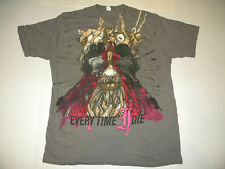 Authentic EVERY TIME I DIE ETID Hocus Pocus Slim-Fit T-Shirt S M L XL 2XL NEW
