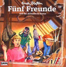 CD * FÜNF FREUNDE - HÖRSPIEL / CD 58 - DIE AFRIKANISCHE STATUE # NEU OVP =