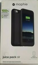 NEW Mophie Juice Pack Air iPhone Battery Bank Power Charger Case Black