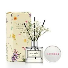 Cocod'or Mini Flower Home & Car Diffuser/April Fresh/1.6oz/Fragrance Decor fo.