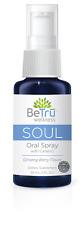 Soul Oral Spray Herbal Blend Nano Amplified Hemcanatru Panax Ginseng Goji Hemp