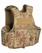 Laser Cut Carrier Gilet MULTITARN ARMY ARMÉE MILITARY airsoft paintball