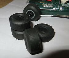 Pneu repro SCALEXTRIC 1/24 Lotus Indy Type 38, Ferrari V8 type 158 super 124