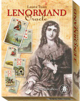 Lenormand Oracle with Instructions Lo Scarabeo