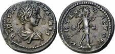Geta Subaerater Denar Laodicea ad Mare 203 MARTI VICTORI Mars Tropaeum RIC 103 S