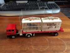 Solido Amar Circus Articulated Truck With Lion & Tiger Cage